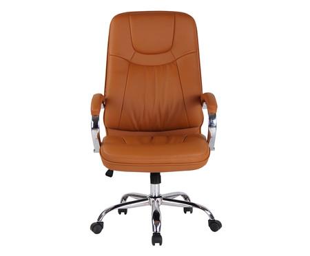 Cadeira de Escritório Villani - Caramelo | WestwingNow