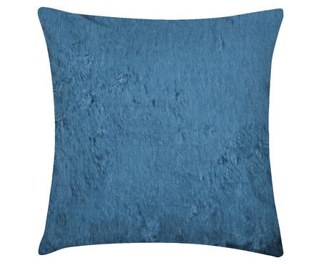 Capa de Almofada em Linho Misto Seren - Azul | WestwingNow