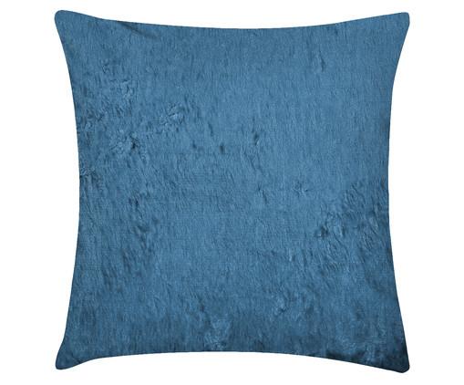 Capa de Almofada em Linho Misto Seren, Azul | WestwingNow