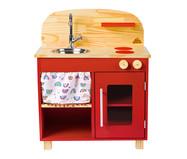 Mini Cozinha - Vermelha | WestwingNow