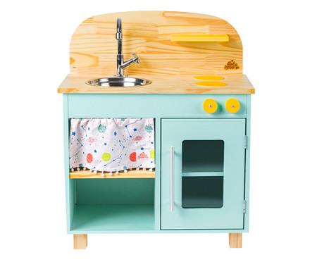 Mini Cozinha - Verde Água | WestwingNow