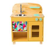 Mini Cozinha - Amarela | WestwingNow