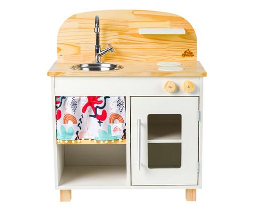 Mini Cozinha - Branca, Branco | WestwingNow