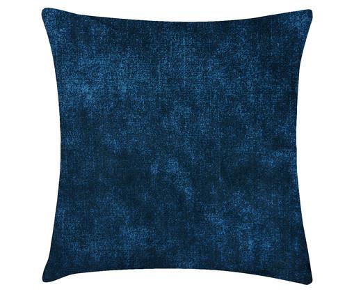 Capa de Almofada em Linho Misto Naomi, Azul | WestwingNow