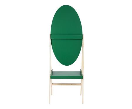 Estante com Espelho Loa - Verde | WestwingNow