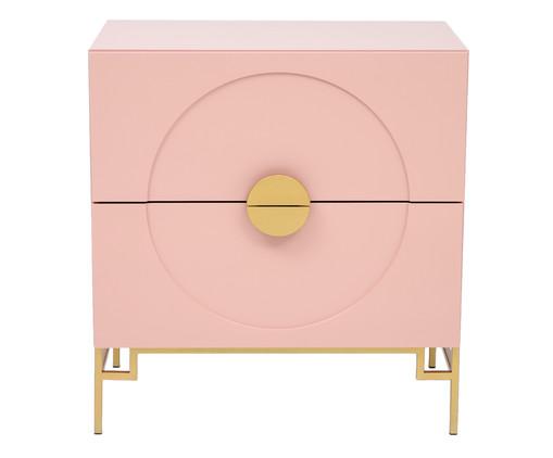 Cômoda Cerchio D'Oro Blush - Rosa, Rosa | WestwingNow