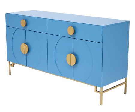 Buffet Cerchio D'Oro Lazuli - Azul   WestwingNow