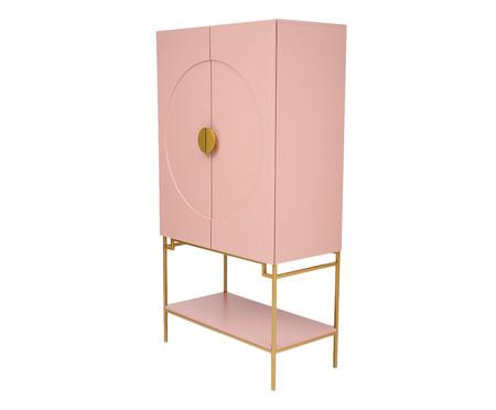 Cristaleira Monolith Blush - Rosa | WestwingNow
