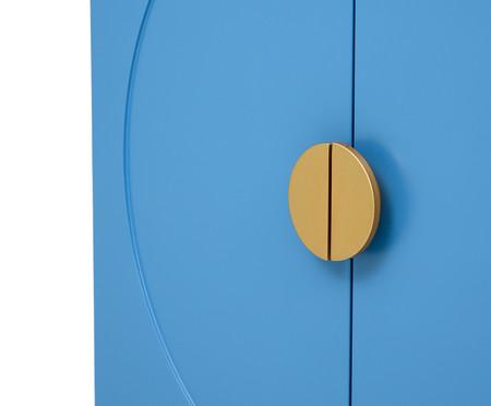 Cristaleira Cerchio D'Oro - Azul | WestwingNow