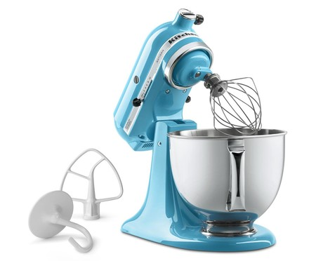 Batedeira Stand Mixer Bowl - Azul | WestwingNow
