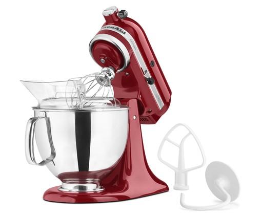 Batedeira Stand Mixer Bowl - Vermelho, Vermelho | WestwingNow