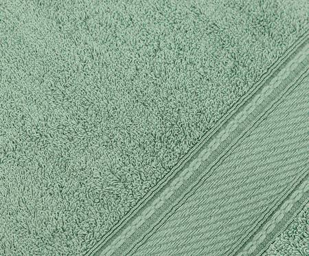 Jogo de Toalhas Banhão Alpha - Verde Mar Mediterrâneo   WestwingNow