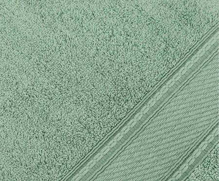 Toalha de Rosto Alpha - Verde Mar Mediterrâneo | WestwingNow