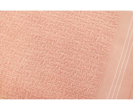 Toalha Banhão Zeus - Rosa Veludo | WestwingNow