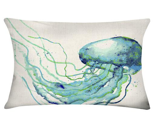 Capa de Almofada em Linho Misto Samuel - Colorida, Colorido | WestwingNow