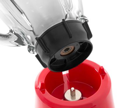 Liquidificador Super Chef 8 Velocidades Oster - Vermelho | WestwingNow