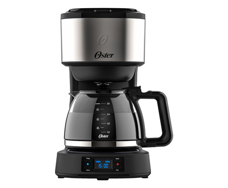 Cafeteira Day Light Oster - Preta | WestwingNow