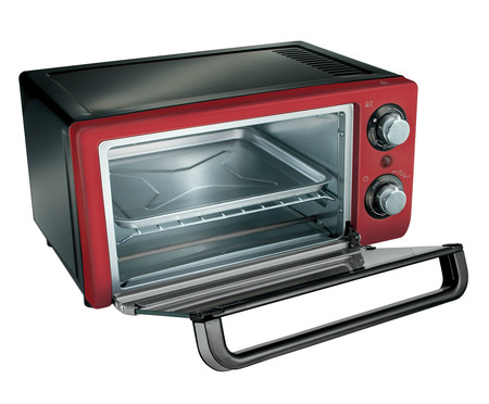 Forno Compact 10L Oster - Vermelho | WestwingNow