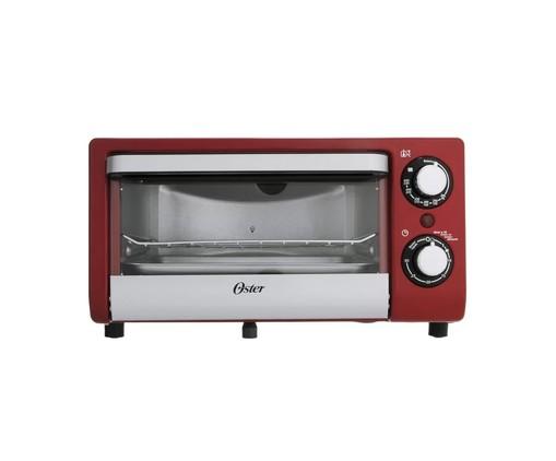 Forno Compact 10L Oster - Vermelho, Vermelho | WestwingNow