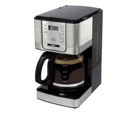 Cafeteira Flavor Programável Oster - Prata | WestwingNow