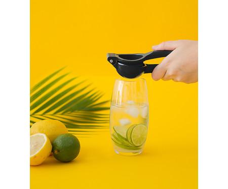 Espremedor de Limão em Metal Soho - Preto | WestwingNow