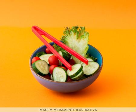 Pegador para Salada de Silicone West Side - Vermelho | WestwingNow