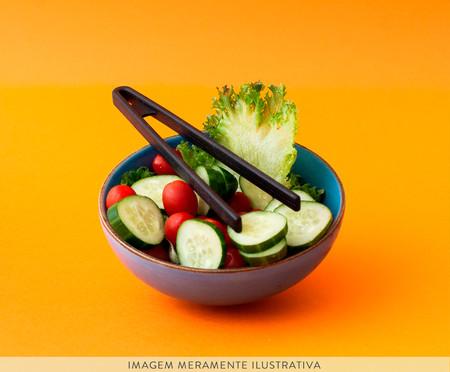 Pegador para Salada de Silicone West Side - Preto | WestwingNow