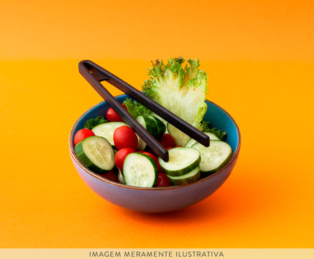 Pegador para Salada West Side - Preto | WestwingNow