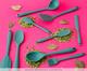 Pincel Culinário de Silicone Harlem - Verde, Verde | WestwingNow