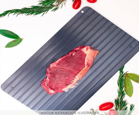 Tábua para Descongelar Alimentos Kenny - Preta | WestwingNow