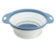 Escorredor Retrátil para Alimentos Camy - Azul | WestwingNow
