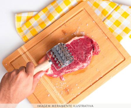 Rolo Amaciador de Carne em Inox Request | WestwingNow