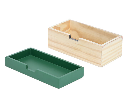 Caixa Organizadora Olsen Floresta - 28x12cm | WestwingNow