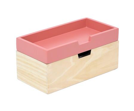 Caixa Organizadora Olsen Terracota - 28x12cm | WestwingNow