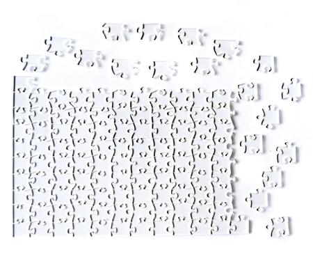 Quebra-Cabeça Transparente Nível Difícil - 120 Peças | WestwingNow