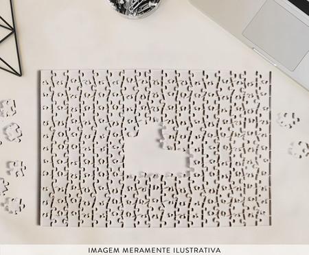 Quebra-Cabeça Transparente Nível Impossível - 204 Peças | WestwingNow