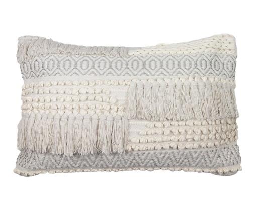 Capa de Almofada Handmade Nieronan, Branco | WestwingNow