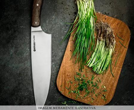 Faca do Chef Böker Pujre - Marrom   WestwingNow