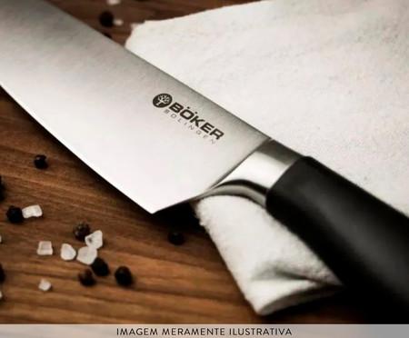 Faca do Chef Böker Core - Prata   WestwingNow