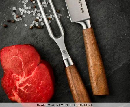 Faca de Carne Böker Core - Prata   WestwingNow