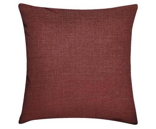 Capa de Almofada em Algodão Rebecca - Vermelho, Vermelho | WestwingNow