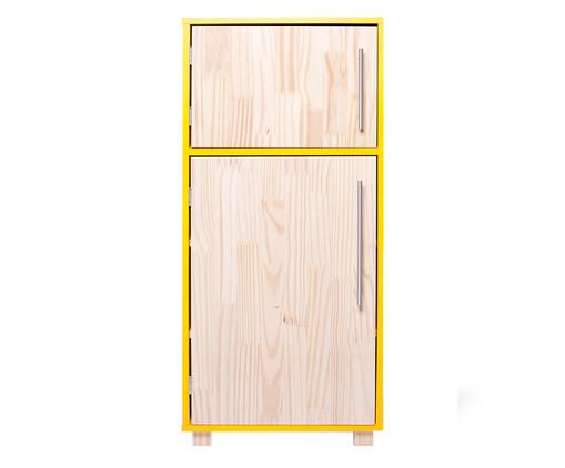 Mini Geladeira - Amarelo, Amarelo   WestwingNow