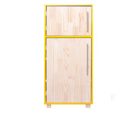 Mini Geladeira - Amarelo | WestwingNow