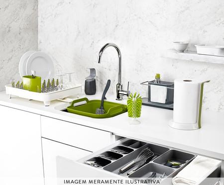 Escova de Limpeza de Copos Moore - Verde e Branco   WestwingNow