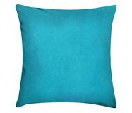 Capa de Almofada em Linho Misto Lauren - Azul Água   WestwingNow