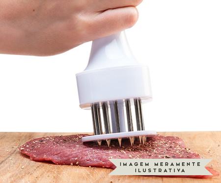 Batedor de Carne com Lâminas Mondrian - Branco | WestwingNow