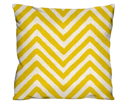 Capa de Almofada Stanley, Amarelo | WestwingNow