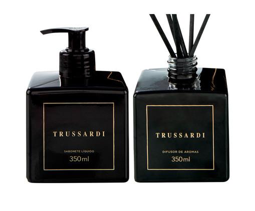 Kit de Aromas Difusor e Sabonete Líquido Nero, Preto | WestwingNow