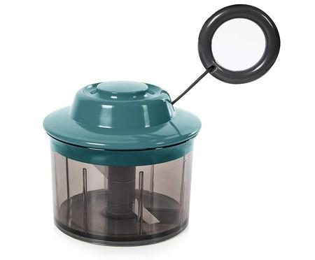Processador Manual de Alimentos Cookie - Azul   WestwingNow