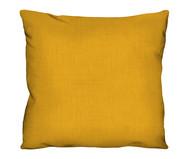 Capa de Almofada em Linho Misto Holly - Amarelo | WestwingNow